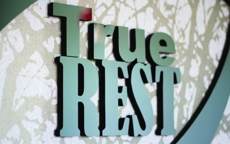true rest sign