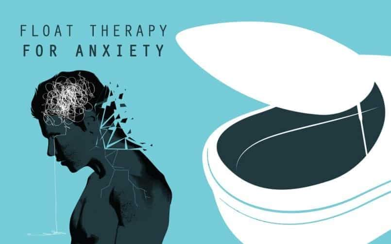 float therapy for anxiety