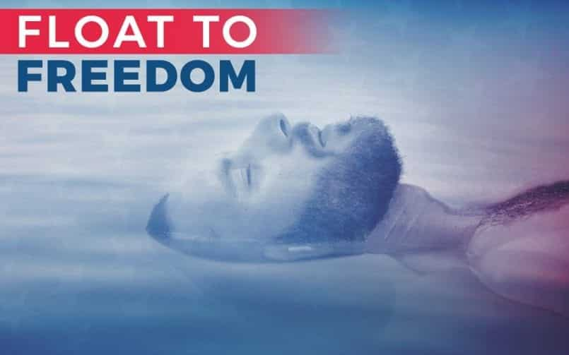 float therapy for vets