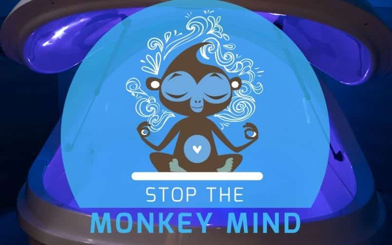 float therapy monkey mind