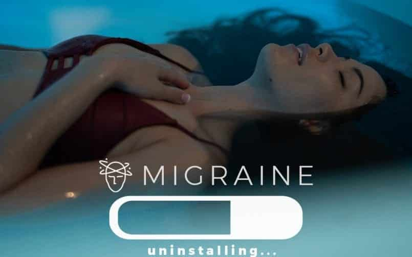 migraine float therapy