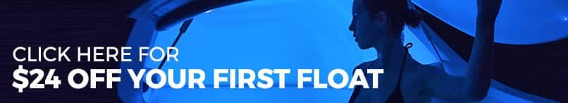 50% off your first float