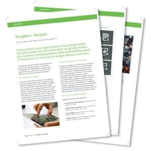 ThingWorx Datasheet