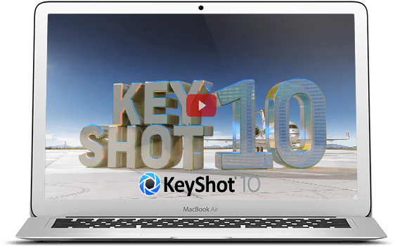 KeyShot 10 Features