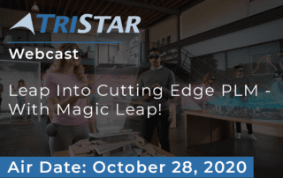 Cutting Edge PLM with Magic Leap